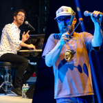 Ben Folds and Cake, photo by Ben Kaye 2019 summer west coast co-headlining tour dates