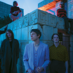 Cage the Elephant, photo by Neil Krug social cues new album release stream