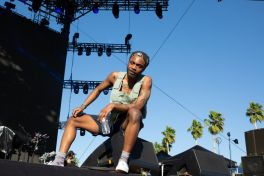 JPEGMAFIA at Coachella 2019, photo by Debi Del Grande
