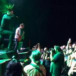Metal Fans at Deafheaven show