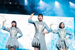 Perfume at Coachella 2019, photo by Debi Del Grande