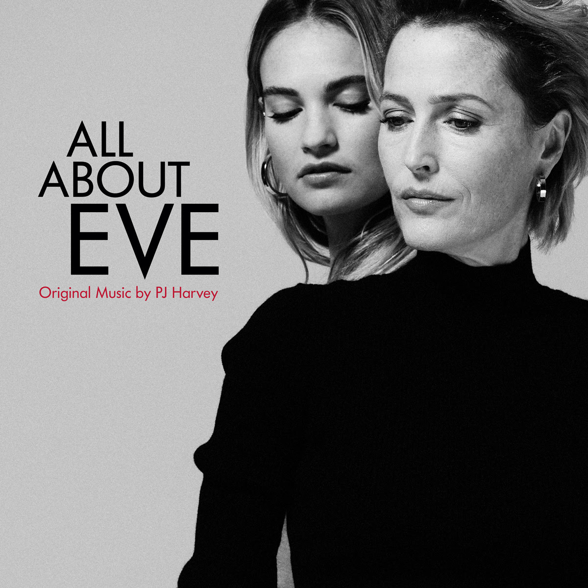 PJ Harvey All About Ever Play SOundtrack Gillian Anderson lily james