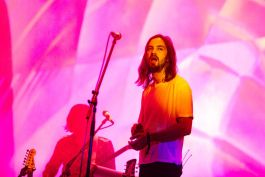 Tame Impala at Coachella 2019, photo by Debi Del Grande