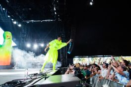 Tierra Whack at Coachella 2019, photo by Debi Del Grande