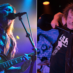 YOB and Voivod at Brooklyn's Warsaw
