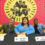 All That Revival First Look Josh Server Lori Beth Denberg Kel Mitchell, photo via Entertainment Weekly