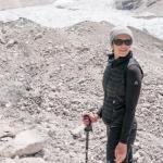 Mandy Moore climbs Mount Everest