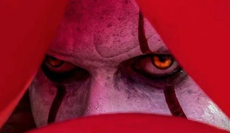 It Chapter Two Teaser Photo Behind Balloons