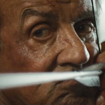 Sylvester Stallone in Rambo: Last Blood