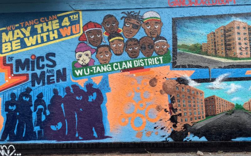 Wu-Tang Clan District Staten Island
