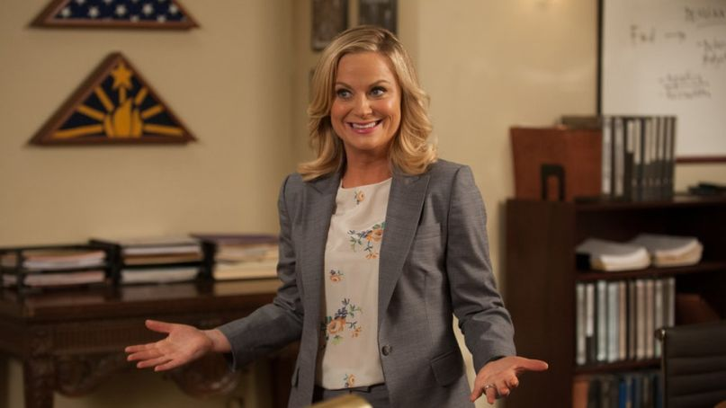 amy poehler parks and recreation leslie knope