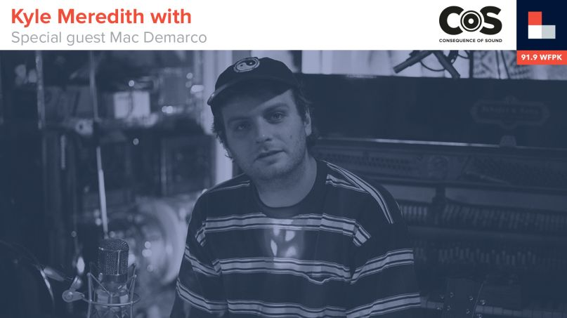 MacDeMarco feature image for Kyle Meredith With...