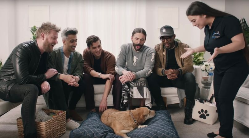 Queer Eye Adoption Dogs Netflix