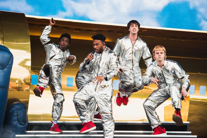 BROCKHAMPTON Governors Ball Music Festival 2019 Ben Kaye