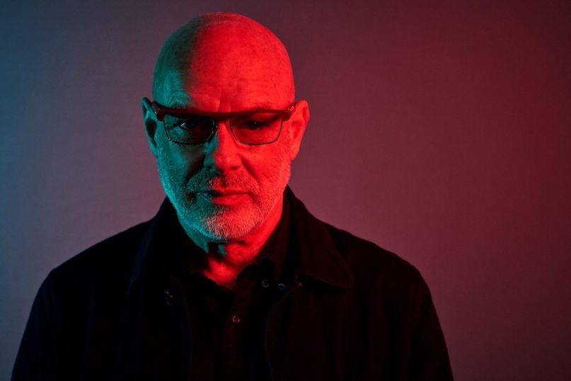 Brian Eno, photo by Shamil Tanna asteroid stephen hawking medal of science communication