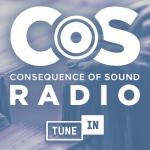 Consequence of Sound on TuneIn announcement