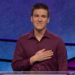 James Holzhauer Jeopardy! loses winning streak final game score