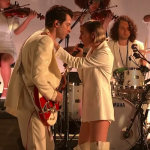 Mark Ronson Lykke Li Late Night Feelings Late Show with Stephen Colbert