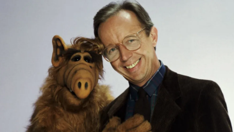 Max Wright of ALF
