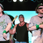 The Lonely Island with Jose Canseco Jose & Mark Summerfest Akiva Schaffer Andy Samberg