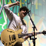 Vampire Weekend, Lollapalooza 2018, photo by Heather Kaplan Parks and Recreation Rec theme song cover