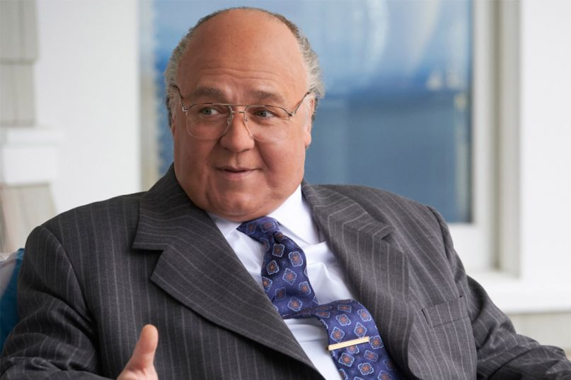 the loudest voice showtime russell crowe roger ailes