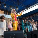 Dolly Parton Collaboration Newport Folk Festival 2019 Ben Kaye