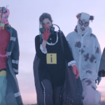 Pussy Riot Black Snow music video protest pollution russia