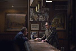 The Irishman Robert De Niro, Al Pacino Credit: Niko Tavernise/Netflix