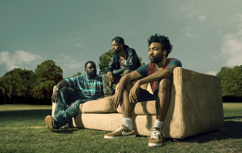 Atlanta renewed season four FX, Brian Tyree Henry, Lakeith Stanfield, Donald Glover (Matthias Clamer/FX)