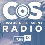 Consequence of Sound Radio CoS TuneIn August schedule