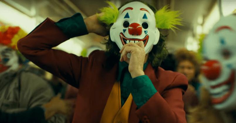 Joaquin Phoenix as Joker