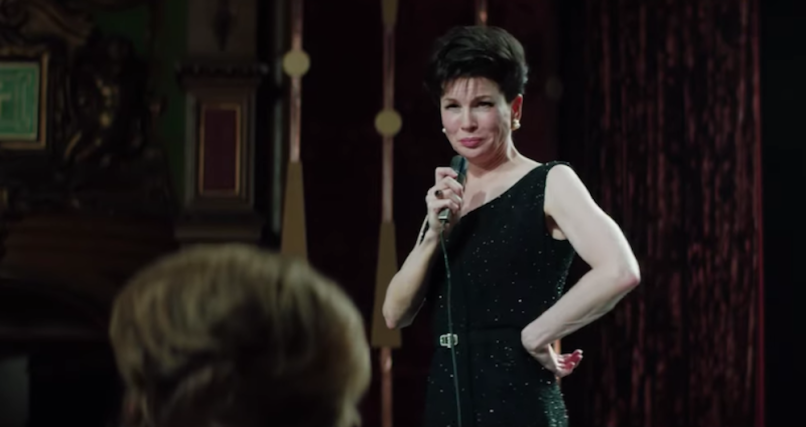 Renée Zellweger in Judy duet Sam Smith Rufus Wainwright soundtrack
