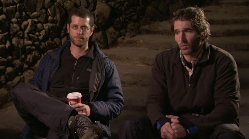 David Benioff and DB Weiss sign first-look deal Netflix