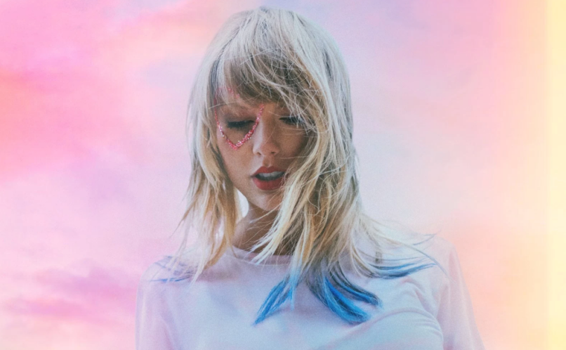 Taylor Swift lover song stream new music