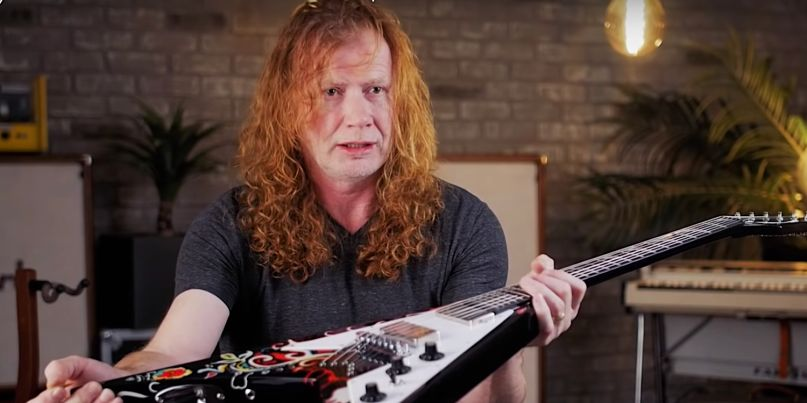 Dave Mustaine Reverb Equipment Sale