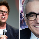 James Gunn Martin Scorsese Marvel Cinematic Universe cinema comic book movies