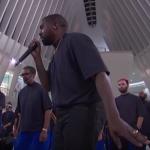 Kanye West Closed On Sunday Jimmy Kimmel Oculus