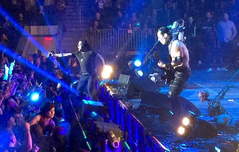 Original Misfits at Madison Square Garden