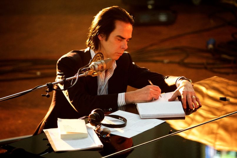 Nick Cave, photo by Kerry Brown