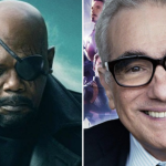 Samuel L. Jackson as Nick Fury and Martin Scorsese Marvel Cinematic quote response