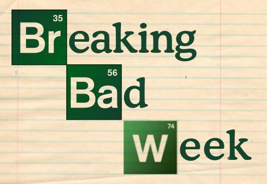 Breaking Bad Week