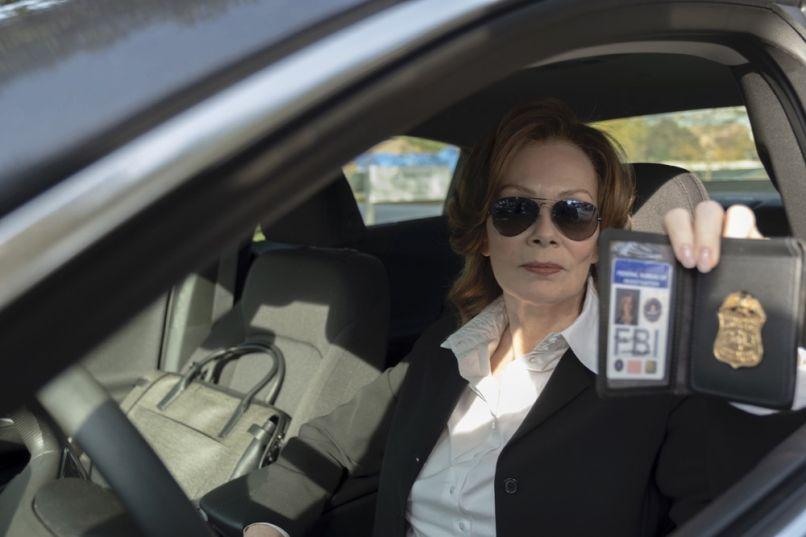 Jean Smart in Watchmen (HBO)