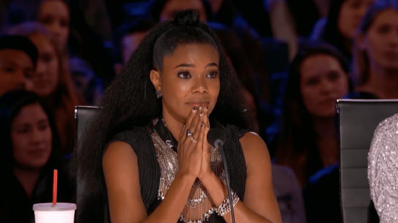 Gabrielle Union America's Got Talent Fired NBC