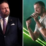 Sebastian Gorka Imagine Dragons youtube ban music