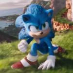 Sonic the Hedgehog movie trailer redesign