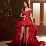 The Kacey Musgraves Christmas Show album stream Photo by Anne Marie Fox Courtesy of Amazon Studios