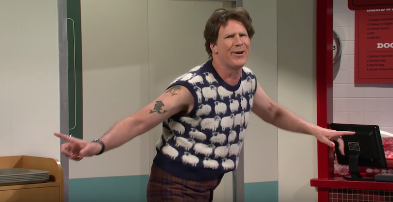 Will Ferrell Harry Styles Cut for Time Saturday Night Live SNL