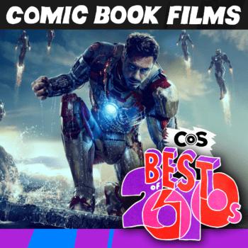 Iron Man 3, Comic Book Movies, Steven Fiche