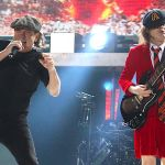AC/DC Back in Black 25x Platinum